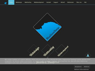 BlueStoneDesign - Webdesign Webhosting