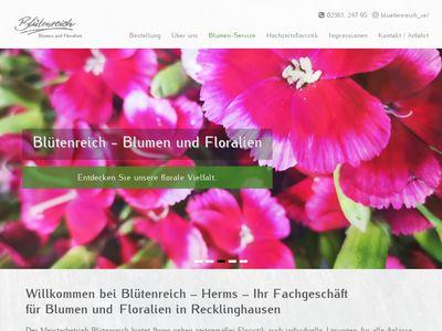 Blütenreich Inh. Ingrid Herms und Team