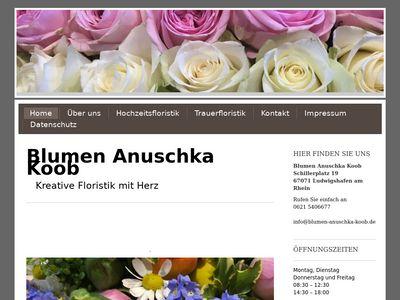 Blumen Anuschka Koob