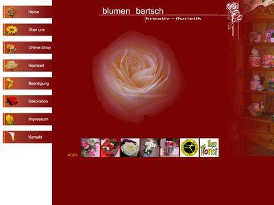 Blumen Bartsch