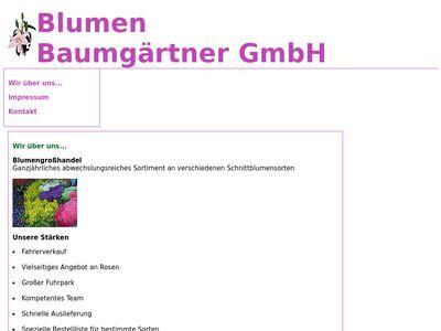 Blumen Baumgärtner GmbH
