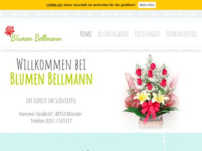 Blumen Bellmann Inh. Monika Kofoet