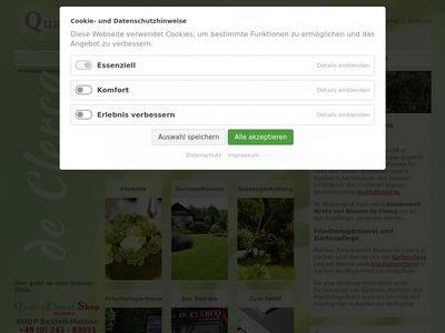 Blumen de Clercq GmbH Blumenladen