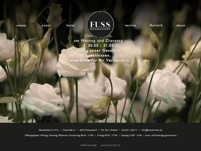 Blumenhaus FUSS GmbH & CoKg
