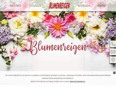 Blumenreigen Inh. P. Lindenau