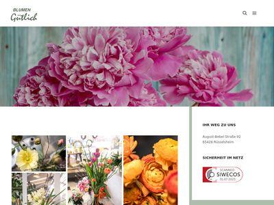 Blumen Gütlich Blumen und Gartenbau