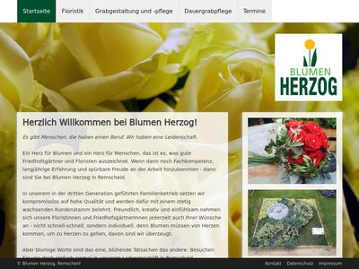 Blumen Herzog Inh. Hans Herzog