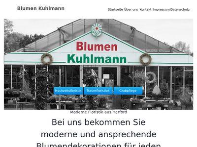 Blumen Kuhlmann