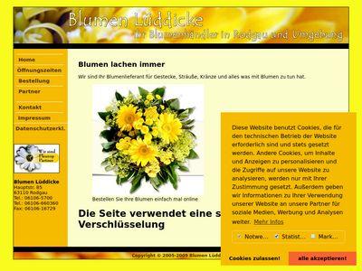 Blumen Birgit Winter
