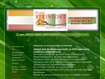 Blumen Steinfort Trendfloristik