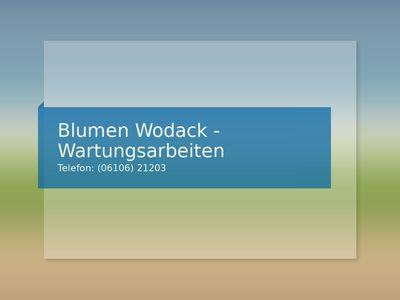 Blumen + Schmuck Wodack
