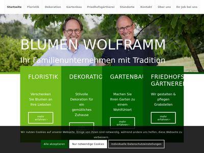 Blumen Wolframm GmbH Blumengeschäft
