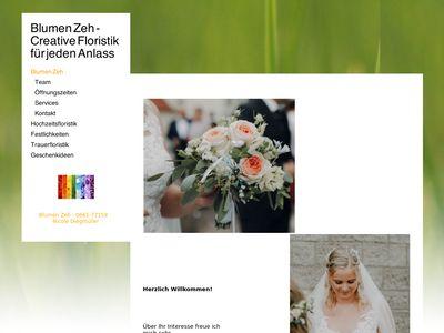 Blumen-zeh