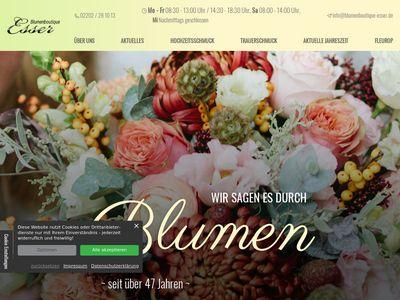 Blumenboutique Inh. Frank Esser