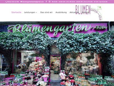 Blumengarten Köln