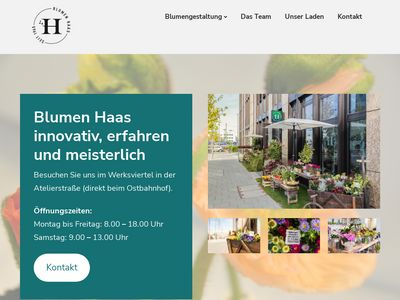 Blumen Haas München