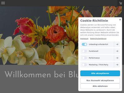 Blumen-Hahn