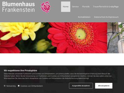 Blumenhaus Frankenstein