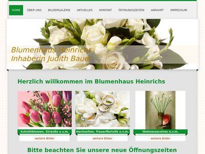 Blumenhaus Heinrichs, Inh. Judith Bauer