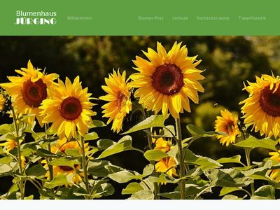 Blumenhaus/Gärtnerei Jürging