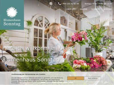 Blumenhaus Sonntag