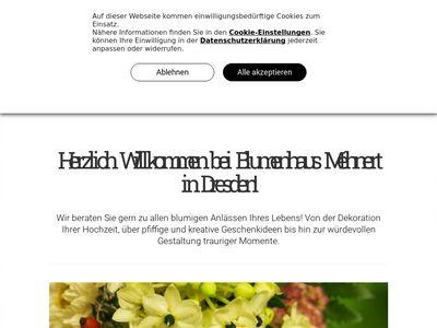 Blumenhaus Mehnert