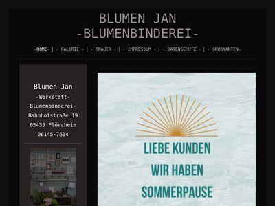 Anna Blume Floristik Blumenfachgeschäft