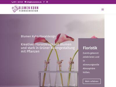 Blumen Kuhn