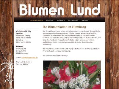 Blumen-Lund Inh. Christa Lund