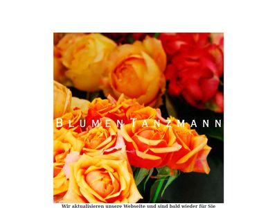 Blumen Tanzmann