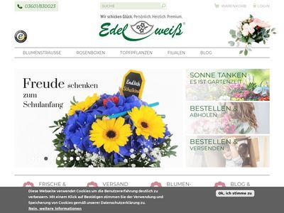 Edelweiss Floristik
