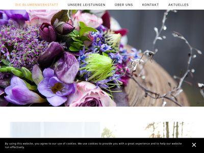 Die Blumenwerkstatt