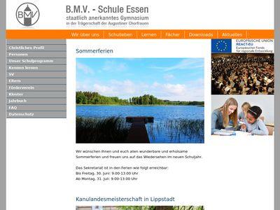 B.M.V.-Gymnasium