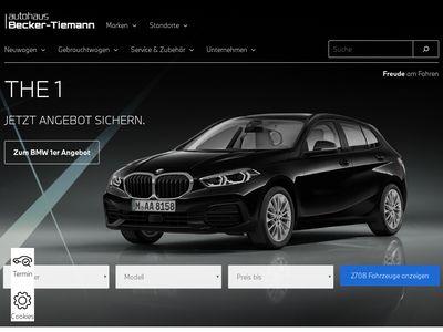 BMW Motorrad Leinetal