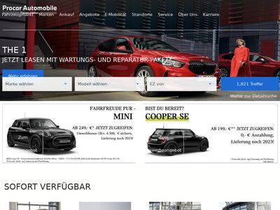 Procar Automobile GmbH & Co. KG in Erkelenz
