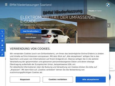 BMW Niederlassung Saarlouis