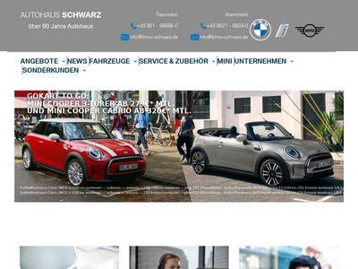 BMW Schwarz