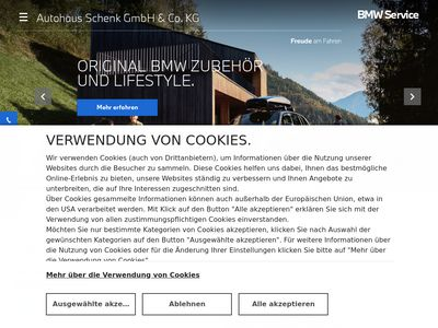 Schenk GmbH & Co.KG Autohaus