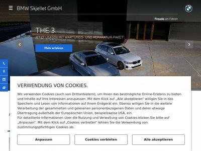 Autohaus Skjellet GmbH BMW Vertragshändler