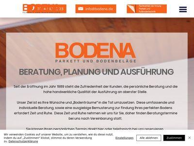 BODENA Parkett & Bodenbeläge