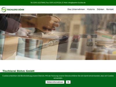 Tischlerei Böhm GmbH