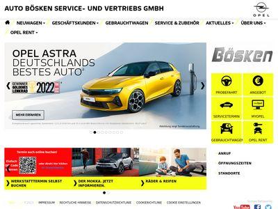 Auto-Bösken S+V GmbH