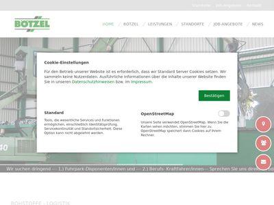 W. Bötzel GmbH & Co. KG