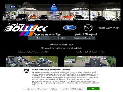 Autohaus Bolluck Wernigerode