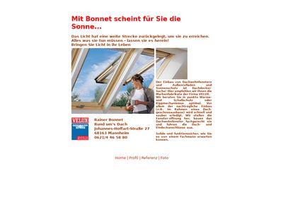 Rainer Bonnet Dachdeckerbetrieb