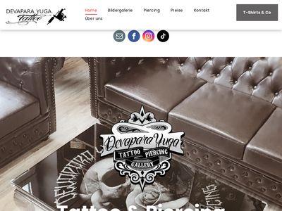 Devapara Yuga Tattoo & Piercing Studio  Bonn