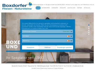 Boxdorfer Ceramic GmbH