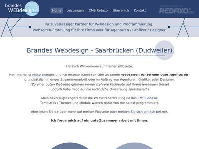 Brandes Webdesign