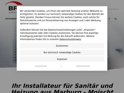 Heinrich Brands Heizungsbau