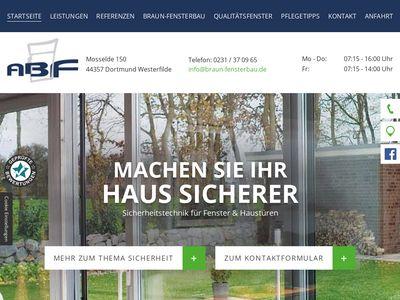 A. Braun Fensterbau GmbH